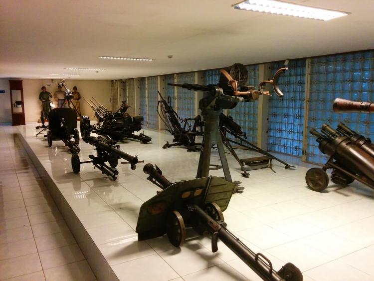 ジャカルタ軍事博物館