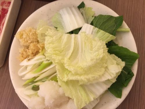 しゃぶしゃぶ温野菜