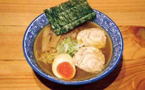 鶏醤油ラーメン53