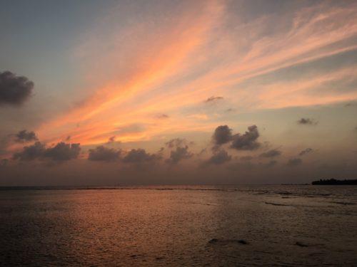 セパ島朝日