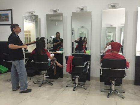 La Femme Health and Beauty Centre内観
