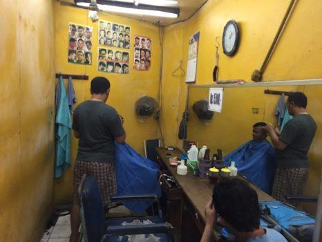 rizky gunting rambut2
