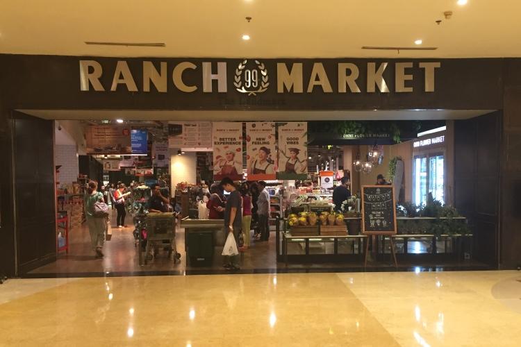ランチマーケット 場所