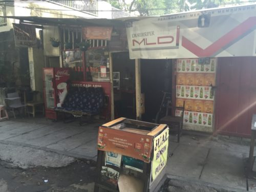 Rumah Makan Duo Sakato Setiabudi Barat